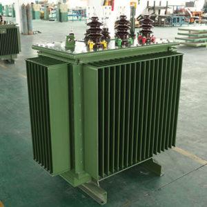 Transformatoare de distributie a energiei electrice